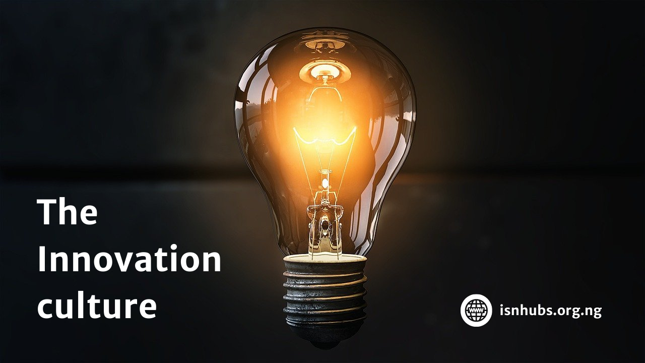 The Innovation Culture